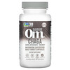Om Mushrooms, Chaga, 667 mg, 90 Vegetable Capsules