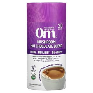 Om Mushrooms, Mushroom Hot Chocolate Blend, 8.47 oz (240 g)