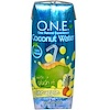 O.N.E, Coconut Water with a Splash of Pineapple, 8.5 fl oz (250 ml) (Discontinued Item)
