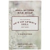 Out of Africa, Shea Butter Bar Soap, Unscented, 4 oz (120 g)