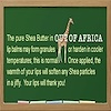 Out of Africa, Pure Shea Butter Lip Balm, Tropical Vanilla, 0.15 oz (4 g) (Discontinued Item)