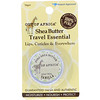 Out of Africa, Shea Butter Travel Essential, Vanilla, 0.5 oz (14.2 g)