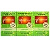 Out of Africa, Pure Shea Butter Bar Soap, Peppermint, 3 Pack, 4 oz (120 g) Each