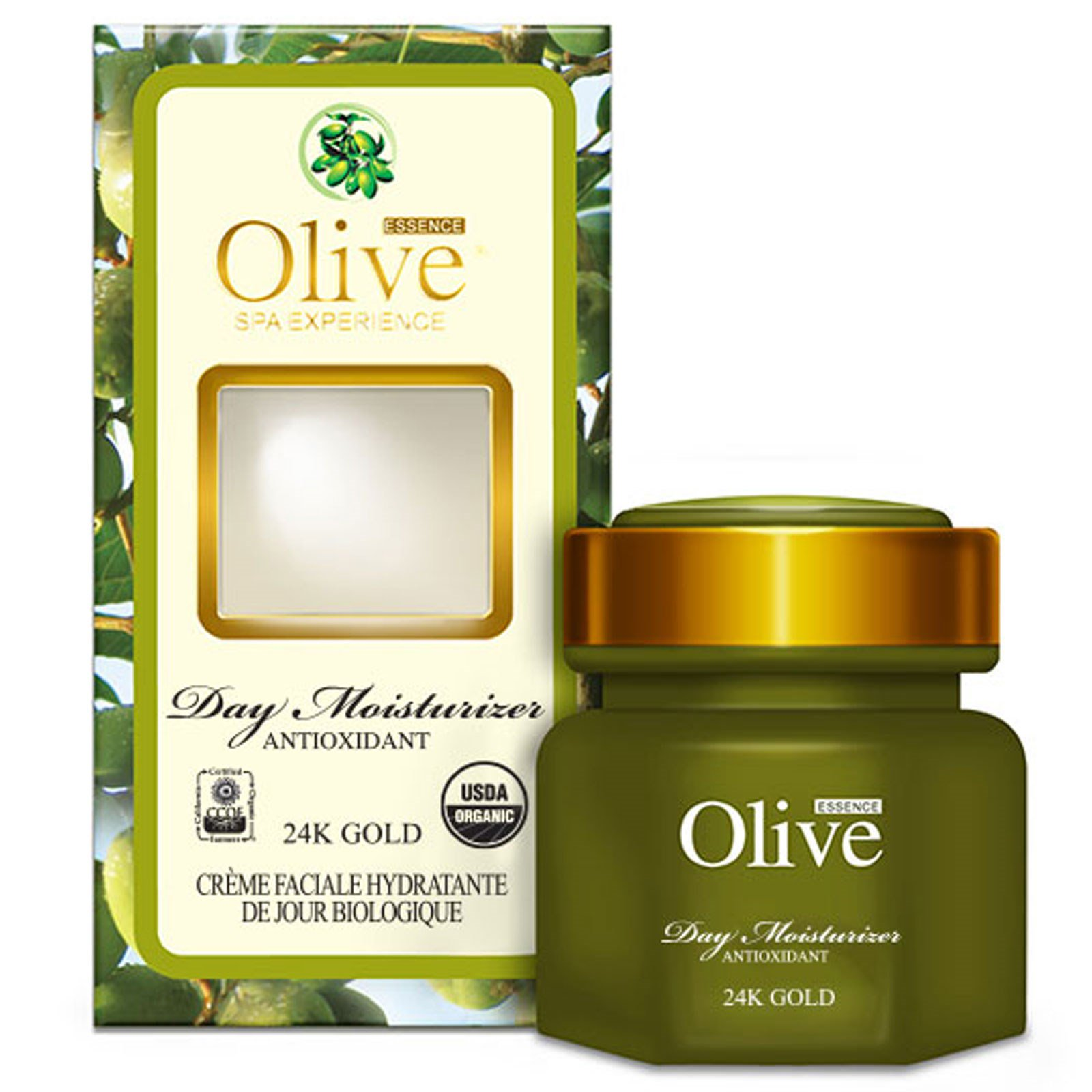 Olive spa experience