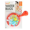Boon, Water Bugs, Floating Bath Toys with Net, 10+ Months