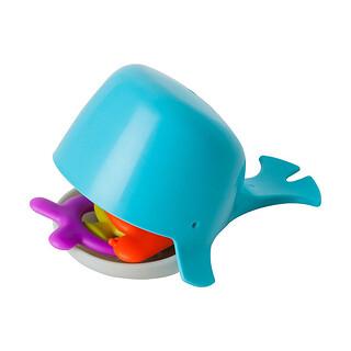 Boon, Chomp, Brinquedo para banho baleia faminta, acima de 12 meses