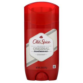Old Spice, High Endurance, Deodorant, Original, 3 oz (85 g)
