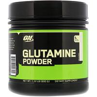 Порошок с глутамином, без вкуса, 1,32 фунта (600 г) - фото