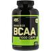 Mega-Size BCAA 1000, 1000 мг, 200 капсул - изображение
