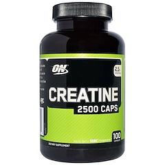 Optimum Nutrition, Капсулы Креатин 2500, 100 капсул