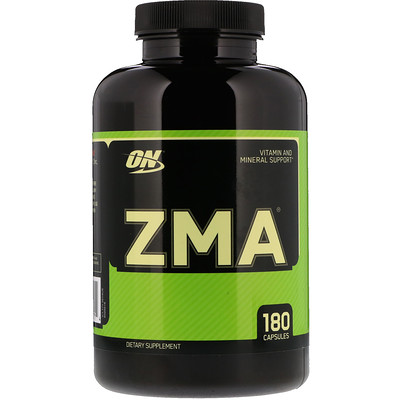 ZMA, 180 капсул now zma 90 капс