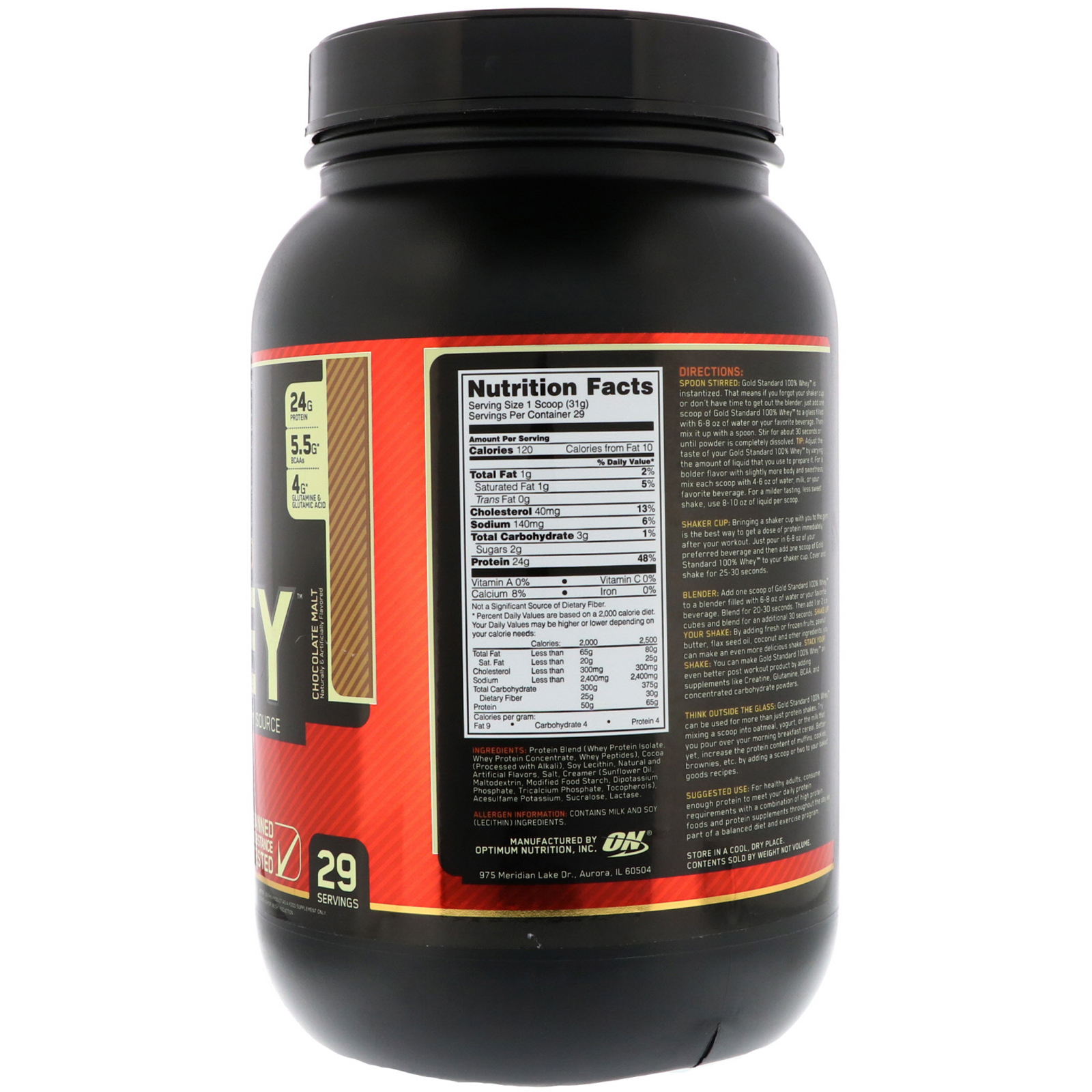 560fad115 Optimum Nutrition