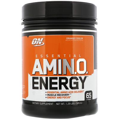 Купить Энергия незаменимых аминокислот с цитрусовым вкусом, 585 г