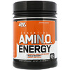 Optimum Nutrition, Essential AmiN.O. Energy, Naranja Fresca, 1.29 Lbs (585 g)