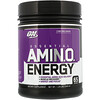 Optimum Nutrition, ESSENTIAL AMIN.O. ENERGY, Concord Grape, 1.29 lbs (585 g)