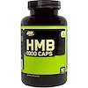 Optimum Nutrition, HMB 1000 Caps, 90 капсул