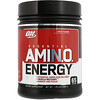 Optimum Nutrition, Essential AmiN.O. Energy, Fusión de Frutas, 1.29 lbs (585 g)