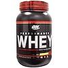 Optimum Nutrition, Performance Whey, Vanilla Shake, 2.09 lb (950 g)