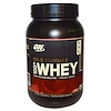 Optimum Nutrition, Gold Standard, 100% Whey, Extreme Milk Chocolate, 2 lbs (909 g)