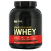 Optimum Nutrition, Gold Standard,全乳清蛋白,极限牛奶巧克力,5 磅(2.27 千克)