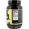 Optimum Nutrition, Gold Standard, 100% Casein, Naturally Flavored, French Vanilla, 2 lbs (907 g)