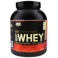 Gold Standard, 100% сыворотка, мокко капучино, 2,27 кг (5 фунтов) - фото