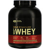Optimum Nutrition, Gold Standard 全乳清蛋白,摩卡卡布奇诺味,5 磅(2.27 千克)