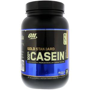 קזאין מומלץ: Optimum Nutrition 100% Casein