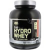 Optimum Nutrition, Platinum Hydro Whey, Supercharged Strawberry, 3,5 lbs (1,59 kg)