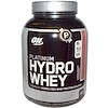 Optimum Nutrition, Platinum Hydrowhey, Supercharged Strawberry, 3.5 lbs (1,590 g)