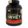 Optimum Nutrition, Gold Standard, 100% Whey, Cake Batter, 5 lbs (2.27 kg)