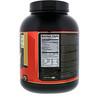 Optimum Nutrition, (オプティマムニュートリション)、ゴールドスタンダード、100%ホエイ、ケーキの生地、 5ポンド (2.27 kg)