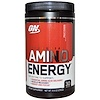 Optimum Nutrition, Essential Amino Energy, Fruit Fusion, 9.5 oz (270 g)