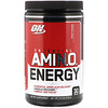 Optimum Nutrition, Essential AmiN.O. Energy, Fusión de frutas, 0.6 lbs (270 g)
