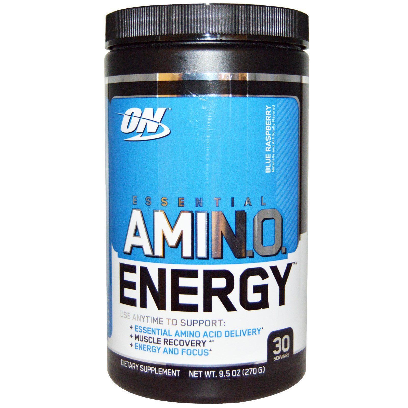 On essential amino energy