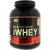 Optimum Nutrition, Soro de Leite 100% Padrão Gold, Chocolate com Coco, 5 lbs (2,27 kg)