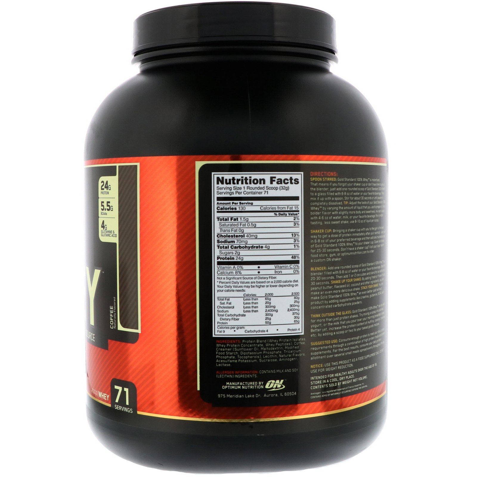14eef675e By Optimum Nutrition. Click to zoom