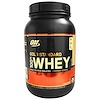 Optimum Nutrition, Gold Standard, 100% Whey, Rocky Road, 2 lb (909 g)