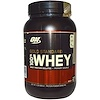Optimum Nutrition, Gold Standard, 100% Whey, Cookies and Cream, 2 lb (909 g)