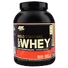 Optimum Nutrition, Gold Standard, 100% Whey, Chocolate Mint, 5 lb (2.27 kg)