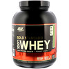 Optimum Nutrition, Gold Standard, 100% Whey, Chocolate Mint, 5 lbs (2.27 kg)
