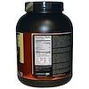 Optimum Nutrition, Gold Standard 100%ホエイ、バニラアイスクリーム、5 lb (2.27 kg)
