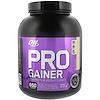 Optimum Nutrition, プロゲイナー、高プロテインゲイナー、 バニラカスタード、 5.09 ポンド (2.31 kg)