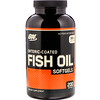 Optimum Nutrition, Enteric-Coated Fish Oil, 200 Softgels