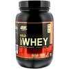 Optimum Nutrition, Gold Standard, 100% Whey, Strawberry Banana, 2 lbs (907 g)