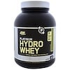 Optimum Nutrition, Platinum Hydro Whey, Chocolate Mint, 3.5 lb (1.59 kg)