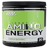 Optimum Nutrition, Essential Amino Energy, Green Apple, 9.5 oz (270 g)