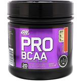Отзывы о Optimum Nutrition, Pro BCAA, Fruit Punch, 20 servings, 13.7 oz (390g)