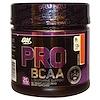 Optimum Nutrition, プロシリーズ, プロBCAA&グルタミンサポート, フルーツポンチ, 13.7オンス (390 g)