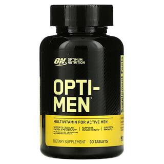 Optimum Nutrition, Opti-Men, 90 Tablets